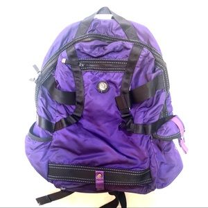 Rare Authentic Lululemon Blissful Yoga Backpack